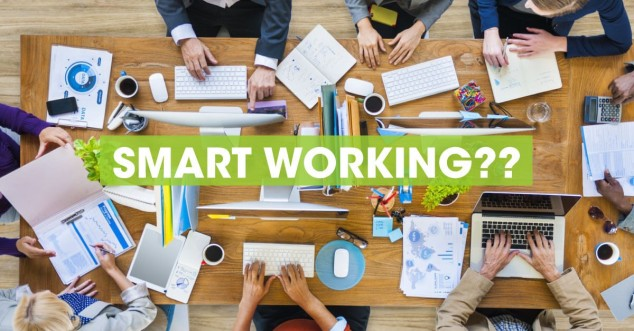 smart working image